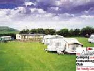 Lynton Camping and Caravanning Club Campsite