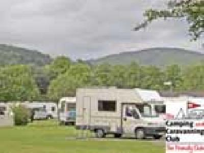 Moffat Camping and Caravanning Club Campsite
