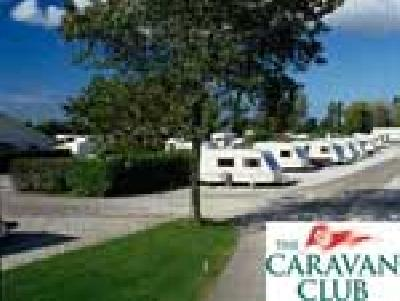 Blackpool South Caravan Club Site