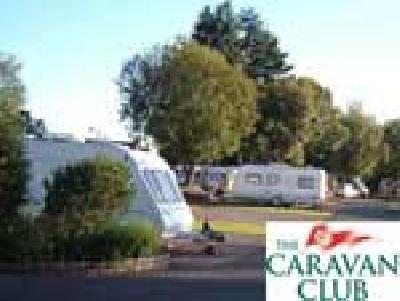 Lidalia Caravan Club Site