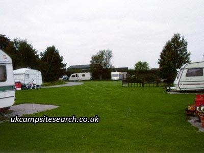 Whetstone Gorse Touring Caravan Park and Fishing