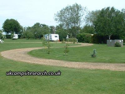 Riverside Caravan and Camping Park Ely