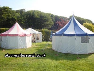 Belle Tents Camping