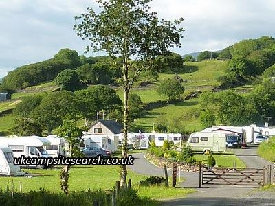 Barcdy Touring Caravan and Camping Park