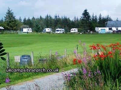 Caravans At Highfield