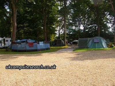 Alpine Grove Touring Park