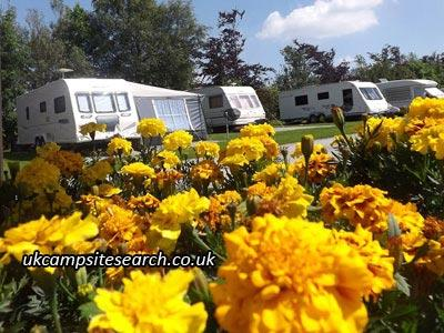Longnor Wood Caravan and Camping Park