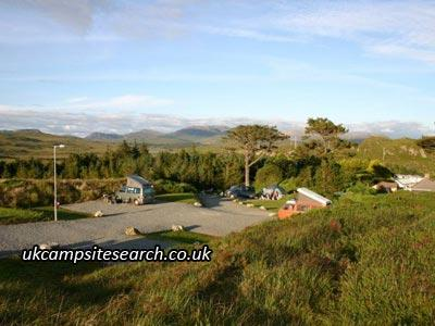 Clifden Camping and Caravan Park