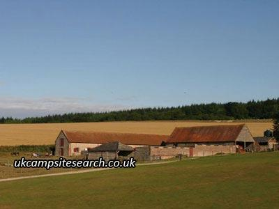 National Trust Gumber Bothy Camping Barn