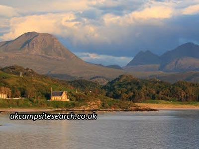 Gairloch Caravan and Camping Site
