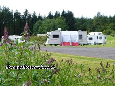 Beecraigs Country Park Caravan and Camping Site