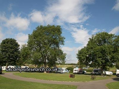 Golden Square Caravan and Camping Park