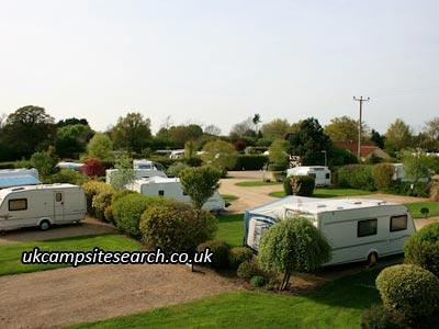 Plough Lane Caravan Site