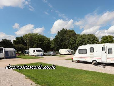 National Water Sports Centre Campsite