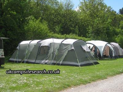 Brokerswood Country Park Campsite