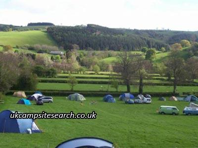 Clun Valley Camping