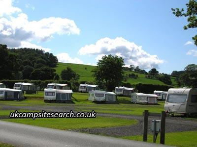 Glanllyn Lakeside Caravan and Camping Park