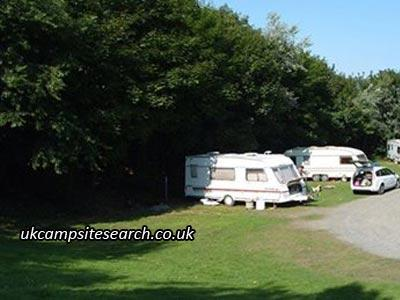 Conwy Touring Park Campsite