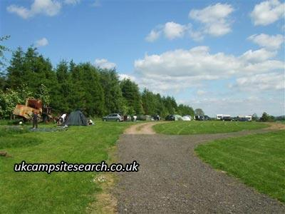 Mains Farm Wigwams Campsite
