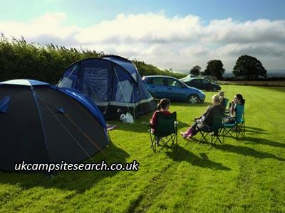 Merkins Farm Campsite