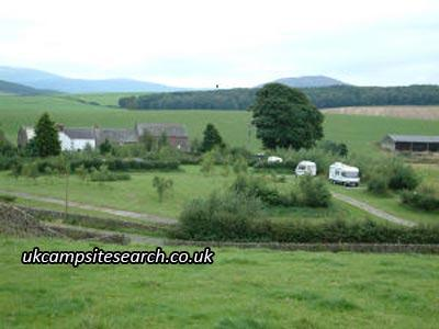 Auchenfranco Camping and Caravan Site