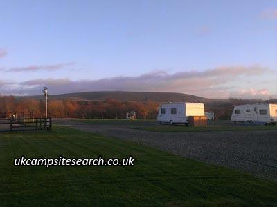 Wyreside Lakes Fishery Campsite