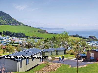 Ladram Bay Holiday Centre