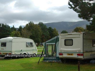 Glenmore Caravan and Camping Site