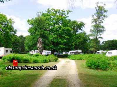 Matley Wood Caravan and Camping Site