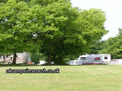 Postern Hill Camping and Caravan Site