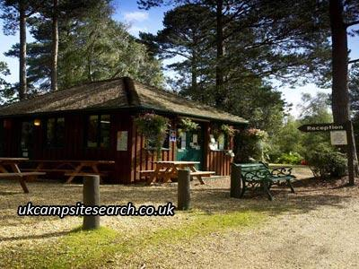 Setthorns Caravan and Camping Site