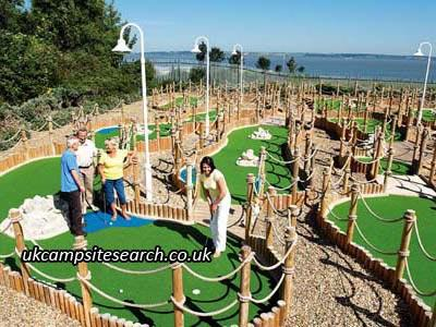 Allhallows Leisure Park