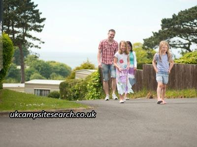 Combe Martin Beach Holiday Park