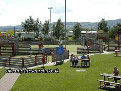 Ty Mawr Holiday Park