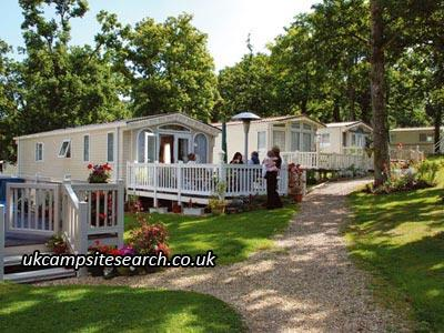 Hoburne Bashley Holiday Park