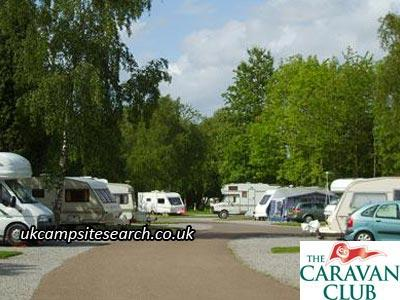Alderstead Heath Caravan Club Site