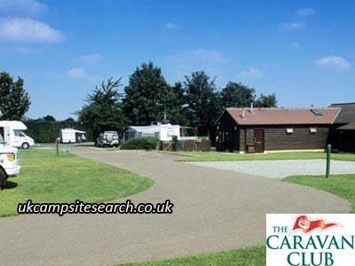 Ashridge Farm Caravan Club Site