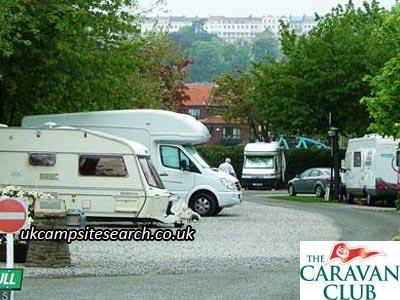 Baltic Wharf Caravan Club Site