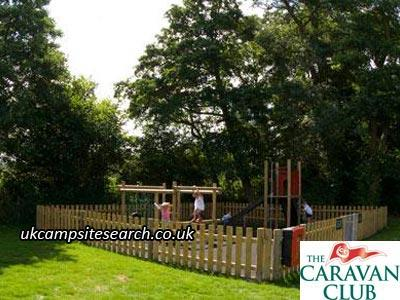 Bearsted Caravan Club Site