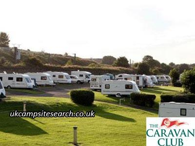 Berwick Seaview Caravan Club Site