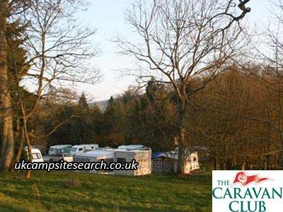 Bolton Abbey Caravan Club Site
