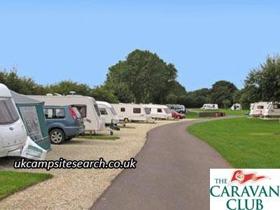 Bourton On The Water Caravan Club Site