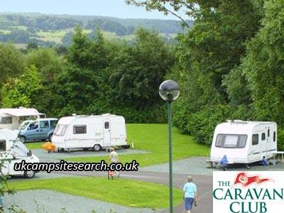 Broadway Caravan Club Site