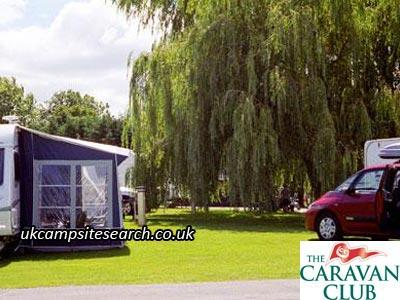 Cadeside Caravan Club Site