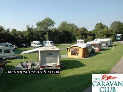 Cambridge Cherry Hinton Caravan Club Site
