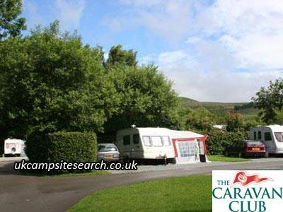 Castleton Caravan Club Site