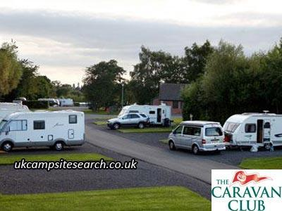 Chapel Lane Caravan Club Site