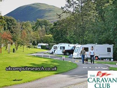 Dockray Meadow Caravan Club Site