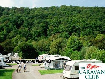 Exmoor House Caravan Club Site