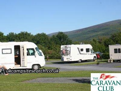 Glen of Aherlow Caravan and Camping Park